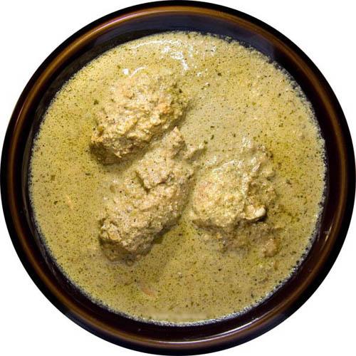 Georgian Walnut Sauce and Chicken
